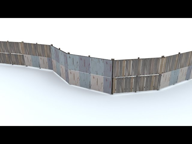 DayZ Standalone Walls concept - by Axe