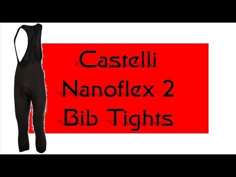 Castelli Nanoflex 2 Bib Tights Cycling | Review