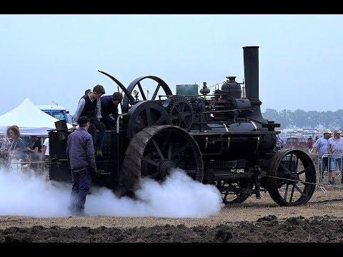 40. Internationales Traktortreffen-Historisches