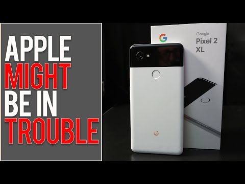 Pixel 2XL Revisited: Apple has a Google Assistant Problem| Painfully Honest Review