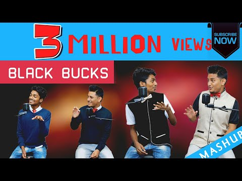 തനി നാടൻ/ Malayalam Mashup | Nirshad T Ft Rohin Nallat | Black Bucks Band