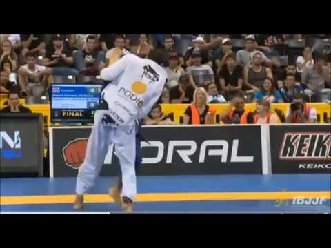 "Leandro Lo - ""Pound for Pound King"" - Jiu Jitsu Highlights [2015]"