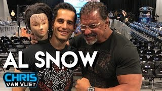 Al Snow: why a title shouldn't be defended 24/7, AEW, Mick Foley, OVW, what wrestling needs