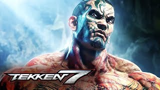 Tekken 7 - Official Fahkumram DLC Gameplay Trailer