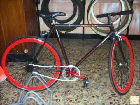 Bici Scatto Fisso Milano Happy Bike