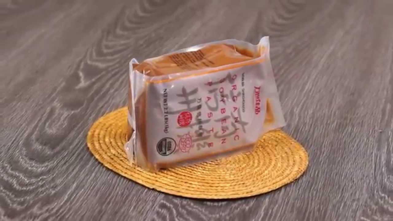 Натто» - сброженные соевые бобы - [Ваша любимая японская еда .
