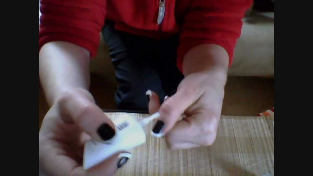 Matteffekt mit Manhatten Mat Pro top coat - YouTube