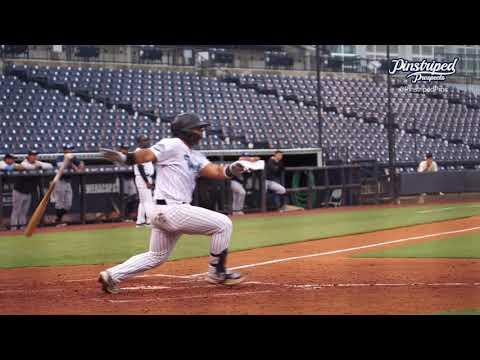 Jasson Dominguez, Outfielder, Tampa Tarpons, July 13, 2021