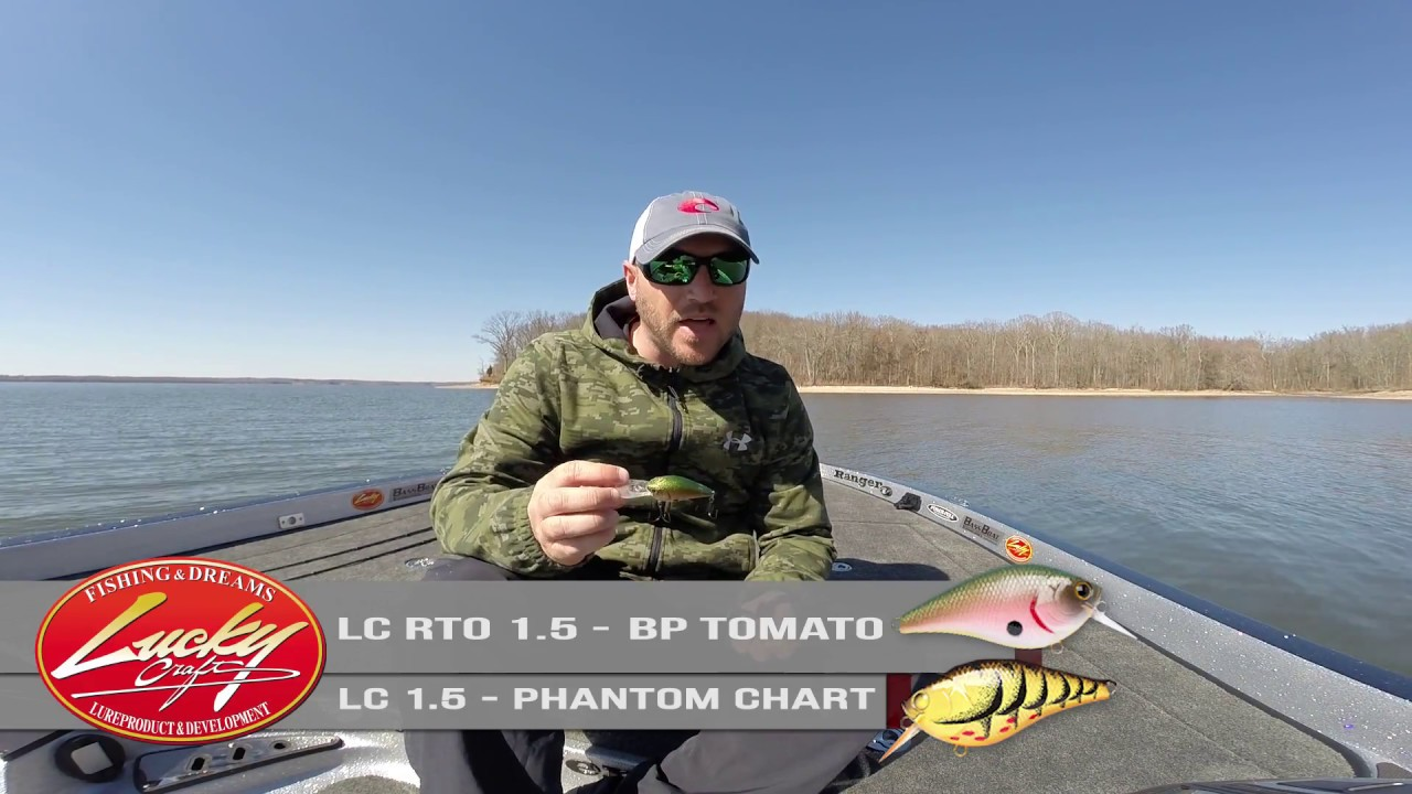 Brandon Hunter Fishing | Lucky Craft LC 1.5