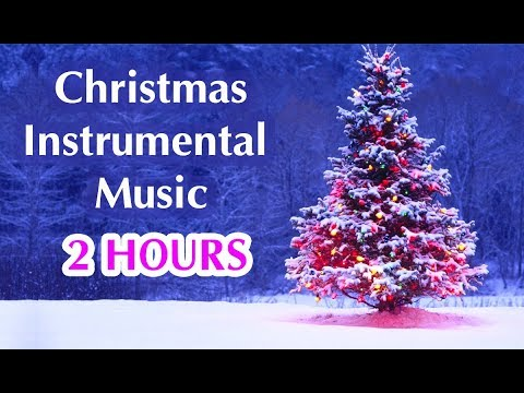 Christmas Instrumental Music Playlist 2018 | Relaxing Instrumental Christmas Medley