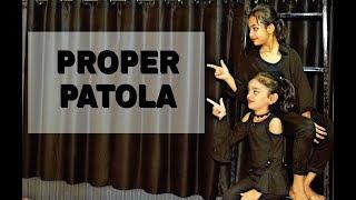 Proper Patola//Namaste England//Badshah//Diljit//Aastha//Dance Choreography