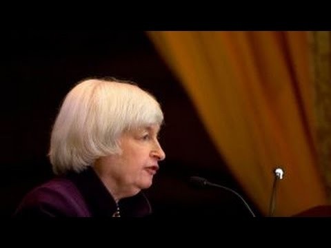 Has Janet Yellen lost touch with reality?