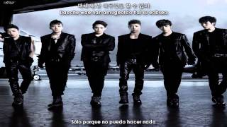 B.A.P - Coma [Sub español + Hangul + Rom] + MP3 Download