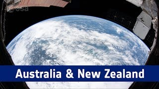 Horizons mission time-lapse – Australia and New Zealand