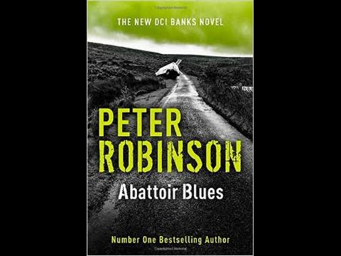 Inspector DCI Alan Banks Books Author Peter Robinson Author Interview 2014