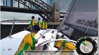 Match racing Virtual Skipper 5 - 002