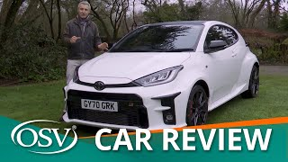 Toyota GR Yaris 2021 In-Depth Review - The Perfect Hot Hatch?