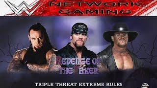 WWE 2K16 The Undertaker Triple Threat WWE 2K16 Fantasy Match
