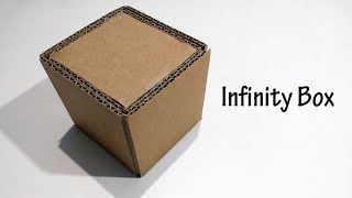 Infinity Box ! How to make a infinity box | 10 Boxes In 1 Box