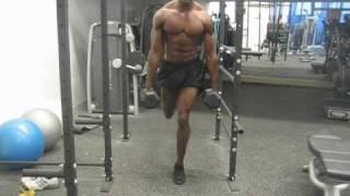 Leg Workouts With Tony Thomas Vol.1 By Tony Thomas Sports REV Strength System
