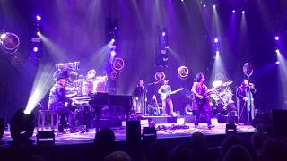 TOTO: ALONE 40 trips around the sun tour opening 11.2.2018 HELSINKI.