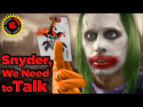Film Theory: Dear DC, I Fixed Your Universe! (Justice League Snyder Cut) - The Film Theorists