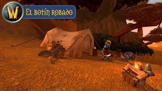 World Of Warcraft Classic Misión: El botín robado [HD]🎬