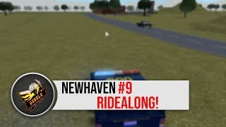 [9] MSP PATROL RIDEALONG! | New Haven County ROBLOX