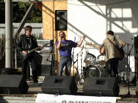 база отдыха «Сурские зори» группа «Escapade» 14.06.2014