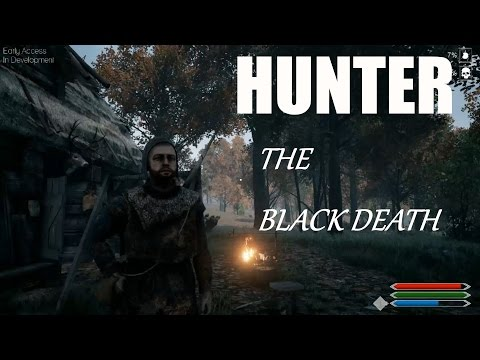 THE HUNTER - THE BLACK DEATH EP. 3 | Beta Gameplay |