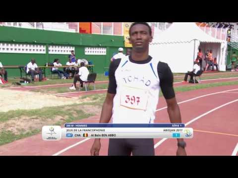 VIIIes Jeux de la Francophonie 2017 - ATHLETISME – 26 juillet