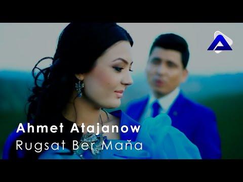 Ahmet Atajanow  Ruhsat Ber Aziya Müzik