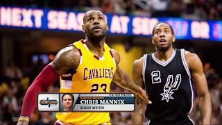 Yahoo Sports' Chris Mannix on the NBA Free Agency Frenzy | The Dan Patrick Show | 6/29/18