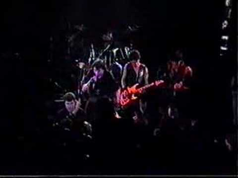 V12 - Born to Die -  Live RRV 1988