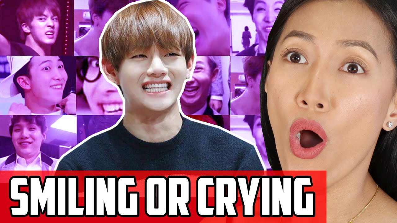 BTS Fake Smile Reaction | The Truth About Being A Kpop Idol    The Show  Must Go On