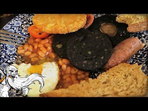 """A PROPER ENGLISH FRY-UP BREAKFAST!!!"" Generikb's Hermit In  ̶B̶u̶l̶g̶a̶r̶i̶a̶  LONDON Vlog"