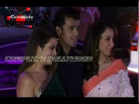 Wedding Reception of Bhushan Kumar's Sister Tulsi Kumar
