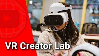VR Yaratguvchi Yaratuvchilari uchun | YouTube ning Qamrab Dasturi Laboratoriya