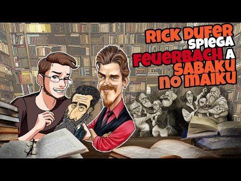 Rick DuFer spiega FEUERBACH a SABAKU NO MAIKU