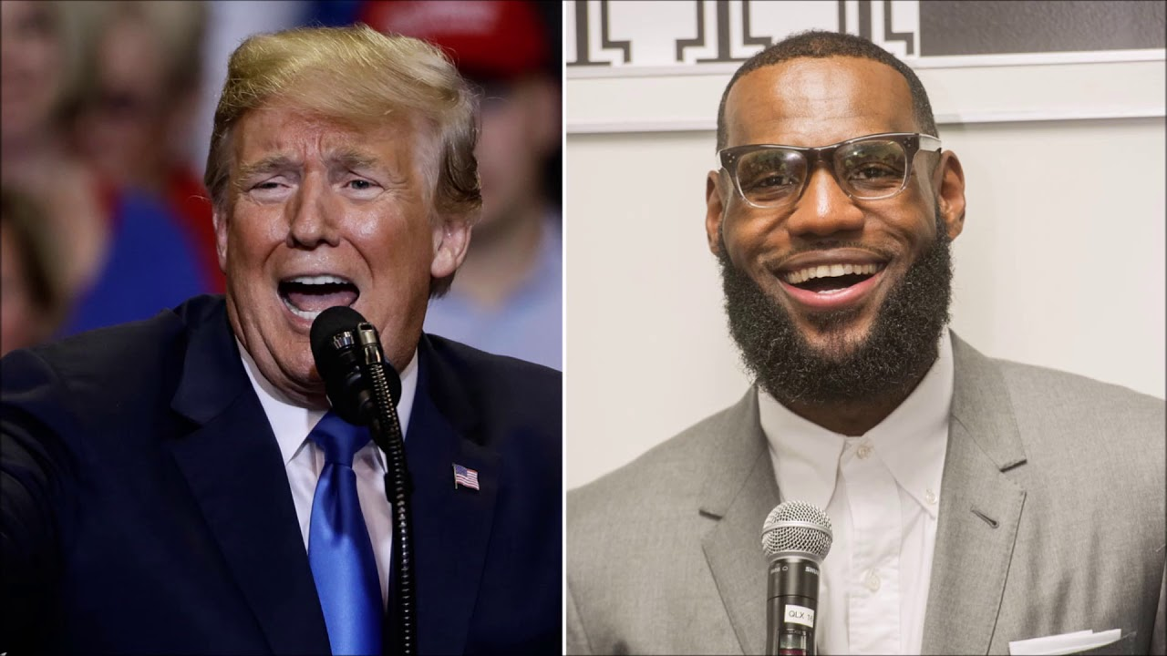 President Trump Bashes LeBron James, Don Lemon Over CNN Interview