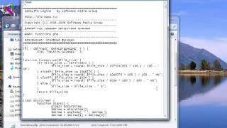Видеоуроки по вёрстке шаблона на DLE c нулевыми знаниями урок 3