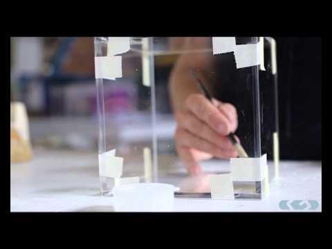 lavorazioni in plexiglass: come incollare lastre in metacrilato ... - Plexiglass Per Acquario Fai Da Te