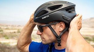 Sena R1 - Bluetooth Bicycle Helmet - Tech Talk