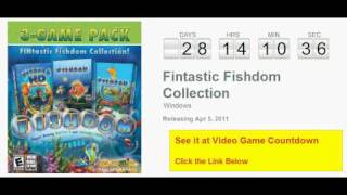 Fintastic Fishdom Collection PC Countdown