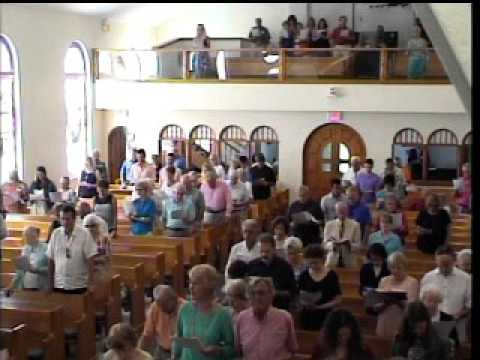 Chapel-By-The-Sea Service 050816
