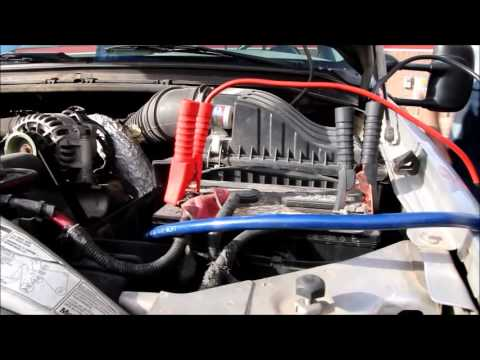 Ford F350 Diesel   Dyno Smog test before and after a MOTOR CLEAN decarbonizing session...
