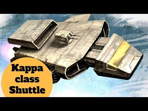 Better than the LAAT Gunship? - Kappa-class shuttle Explained - Star Wars Ship Lore