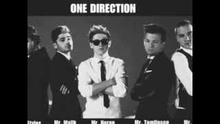 One Direction - Pictures(music- 1D- Kiss You)