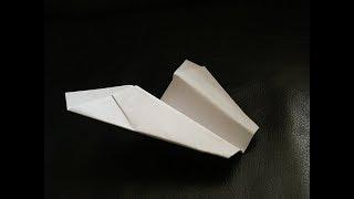 Advance Paper Plane Construction - Simple Stunt Plane