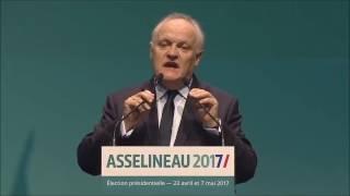 Agriculture et Ecologie dans le programme de François Asselineau (UPR)
